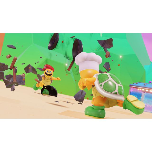 NINTENDO - Super Mario Odyssey - Switch