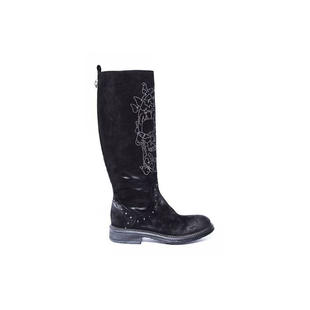 Fru.IT - Botte - pas cher Achat   Vente Boots femme - RueDuCommerce de9ff13b9072