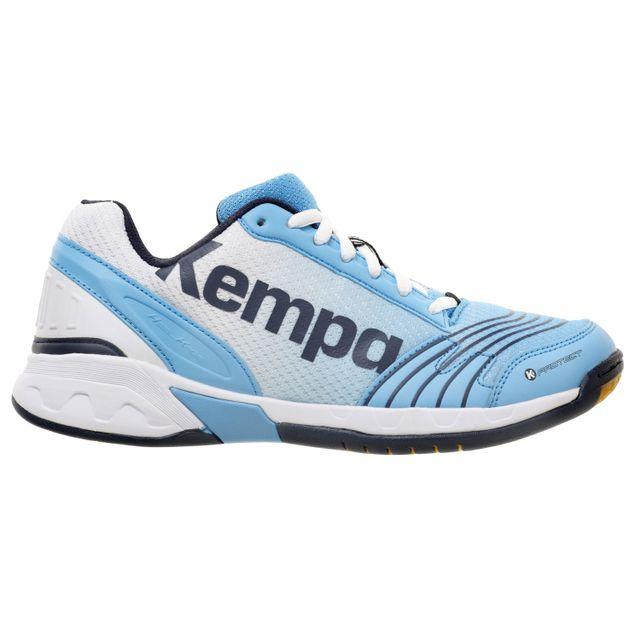 Kempa Chaussures femme Attack Three bleublancbleu marine