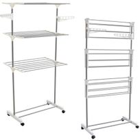 sechoir linge pliable catalogue 2019 rueducommerce. Black Bedroom Furniture Sets. Home Design Ideas