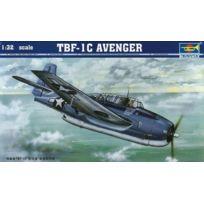 Trumpeter - Grumann Tbf-1C Avenger 1942