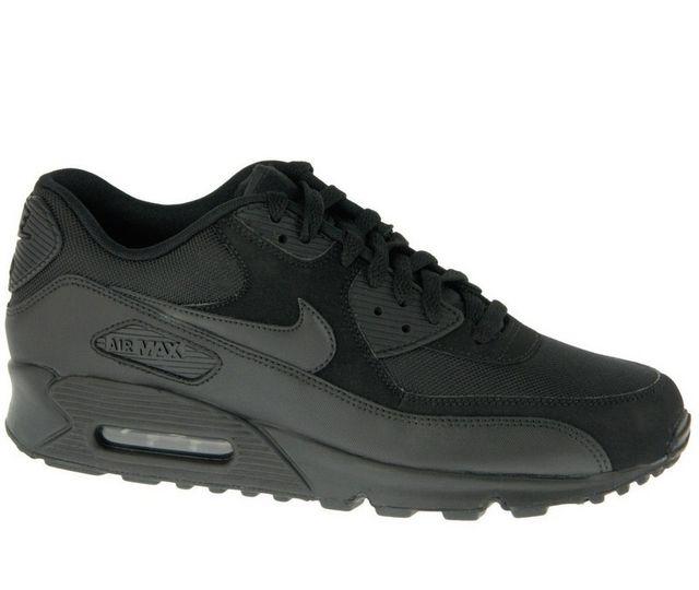 Nike Air Max 90 537384 090 Noir pas cher Achat Vente