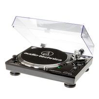 AUDIO-TECHNICA  - Platine professtionnelle à entrainement direct - LP120USB