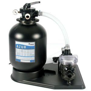 Pentair groupe de filtration 7m3 h avec pompe et filtre - Filtre a sable pas cher ...