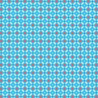 ouvre&deco . Dalle de sol Pvc auto-adhésive, Décoration intérieure - Dalle de sol auto-adhésive Décoration Blue Stars