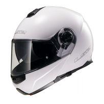 Ls2 Helmets - Casque Ls2 Ride Strobe Ff325