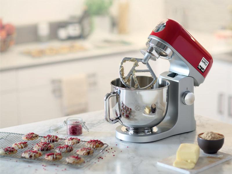 Un véritable robot pâtissier