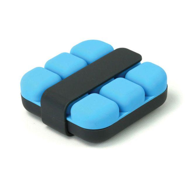 Cookut Cube bac à glaçons - bleu