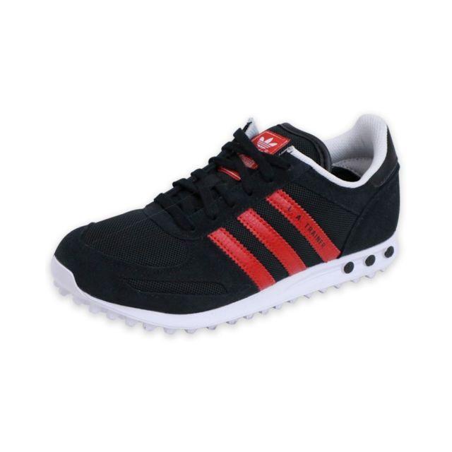 Chaussures 36 Noir La 23 Garçonhomme Trainer K bv67gyYf