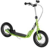Puky - Trottinette avec frein verte