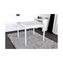 Table ronde extensible blanche achat table ronde extensible blanche pas che - Table ronde extensible pas cher ...