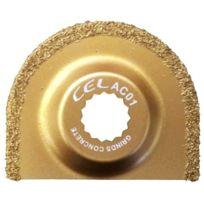 Cel - Cek Ac01 Lame De Scie Semi-circulaire Carbure 65 Mm