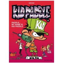 Dupuis - Kid Paddle - Tome 8