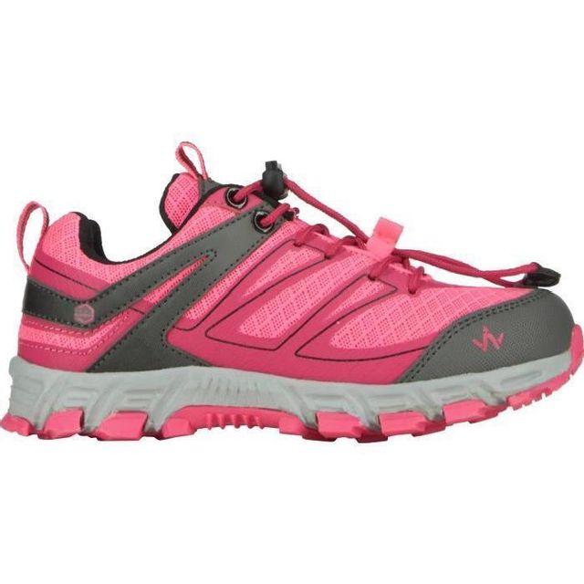 bf8f3b734b8ef Wanabee - Chaussures De Randonnee Enfant Activ 300 Junior Rose - pas cher  Achat   Vente Chaussures grande rando - RueDuCommerce