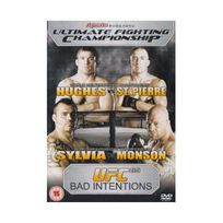 Fight Dvd - Ultimate Fighting Championship - 65: Bad Intentions Import anglais