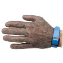 Manulatex - Gant Côte De Maille - Large Bleu 9-9.5