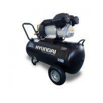 Hyundai - Compresseur HC100L 100l 3hp