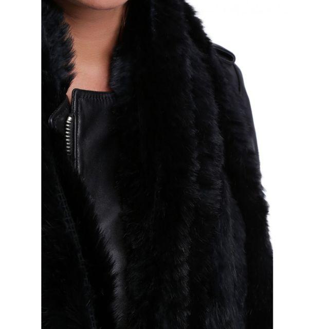 Oakwood Echarpe Romy 62190 d'Femme noir 501
