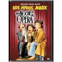 Warner Bros Entertainment - Una Noche En La ÓPERA IMPORT Espagnol, IMPORT Dvd - Edition simple