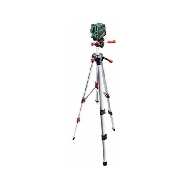 Bosch - Niveau laser en croix Pcl 20 avec trépied et support mural ... bd12668d8fc9