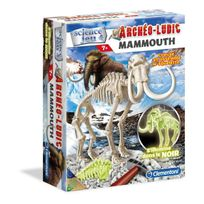 CLEMENTONI - Archéo Ludic Mammouth - Phosphorescent