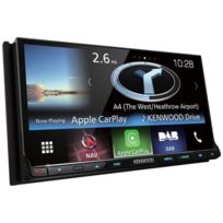 Kenwood - Autoradio/VIDEO/GPS Dnx-8160DABS