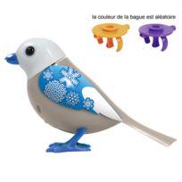 Silverlit - Digibird Snowflake sur sa bague