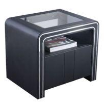 2d1aac2ea3078e table chevet design - Achat table chevet design pas cher - Rue du ...