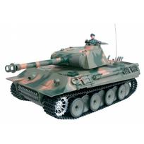 J PERKINS - PANTHER TYPE G TANK Camouflage Billes 6mm + son - fumée