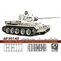 Afv Club Maquettes et Accessoires - T-34 550MM Stamped Links WORKABLE
