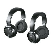 THOMSON - Lot de 2 casques TV sans fil WHP3203D