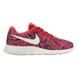 on sale af01e 90afc Nike - Chaussures Tanjun Print rouge blanc femme - pas cher Achat   Vente  Baskets homme - RueDuCommerce