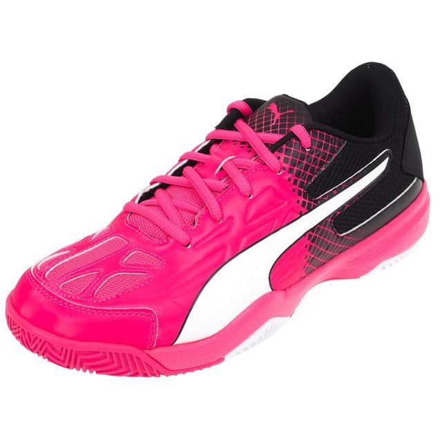 94e114dd4a5 Puma - Chaussures sport en salle indoor Evospeed indoor 5.5 l Rose 41493 - pas  cher Achat   Vente Chaussures hand - RueDuCommerce