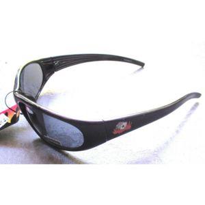 hotrodspirit - lunette de soleil poker flammes bleu rock roll homme biker tKAzRA6e