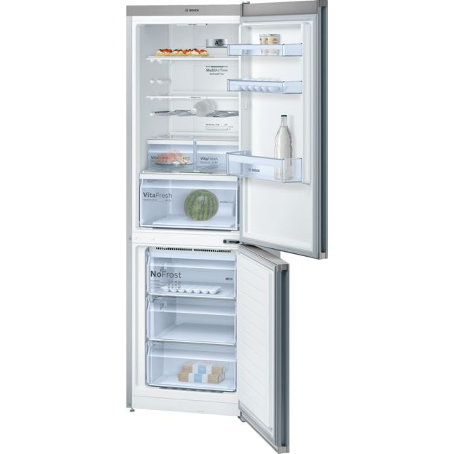 bosch rfrigrateur combin kgnxl with frigo americain faible profondeur. Black Bedroom Furniture Sets. Home Design Ideas
