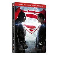 Warner Bros - Batman V Superman : L`'Aube de la Justice 3D - Ultimate Édition Blu-Ray 3D + Blu-Ray + Dvd + Copie digitale