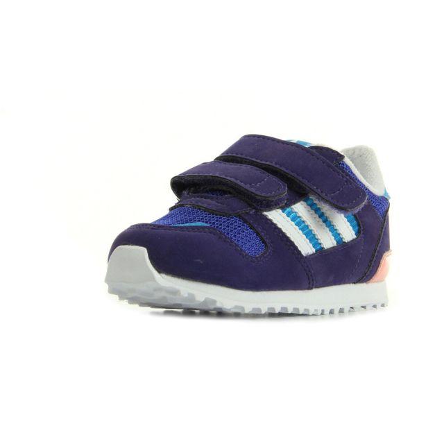 Adidas Originals ZX 700 CF I, Baskets Basses Mixte Bébé
