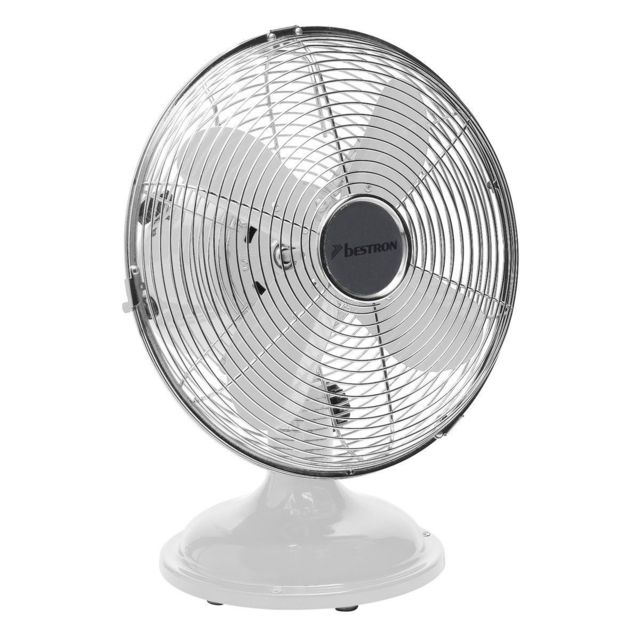 BESTRON DFT25W VENTILATEUR DE TABLE