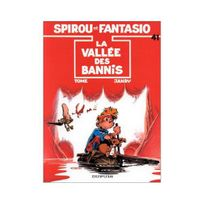 Générique - Spirou et Fantasio, tome 41 : La Vallée des bannis