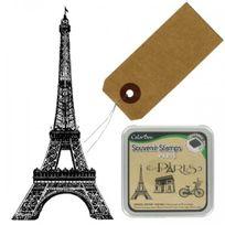 Artemio - Kit scrapbooking de voyage - thème Paris