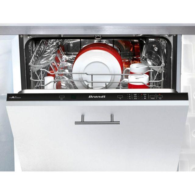 Brandt Lave-vaisselle Vh 1744 J - 14 Couverts - A