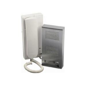 scs sentinel interphone audio 2 fils audiokit 32068. Black Bedroom Furniture Sets. Home Design Ideas