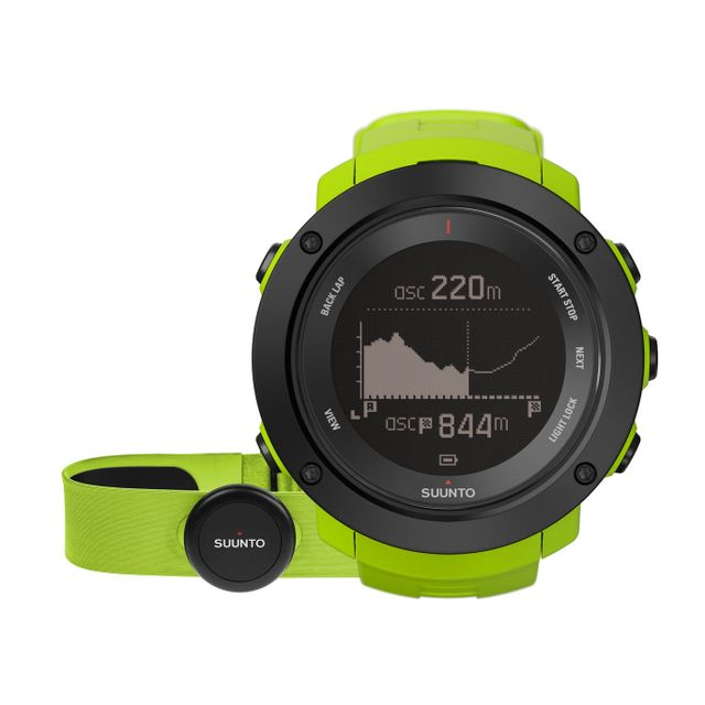 Suunto Montre Gps Ambit 3 Vertical Lime Hr