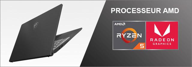 MSI - Processeur AMD Ryzen