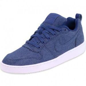 Chaussures Court Borough Bleu Homme Nike whQgQS27H