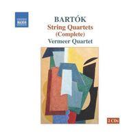 Naxos - Bartok : Intégrale des quatuors à cordes