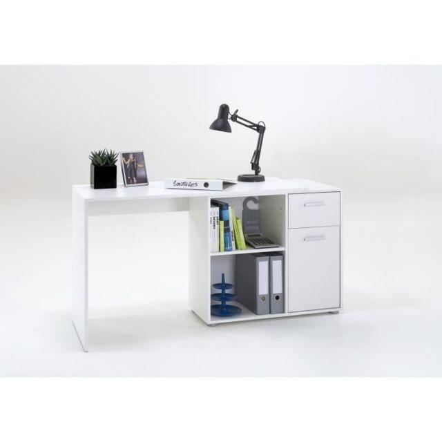 Bureau 160x70 Affordable Bureau Catana Pin Lasur Blanc With