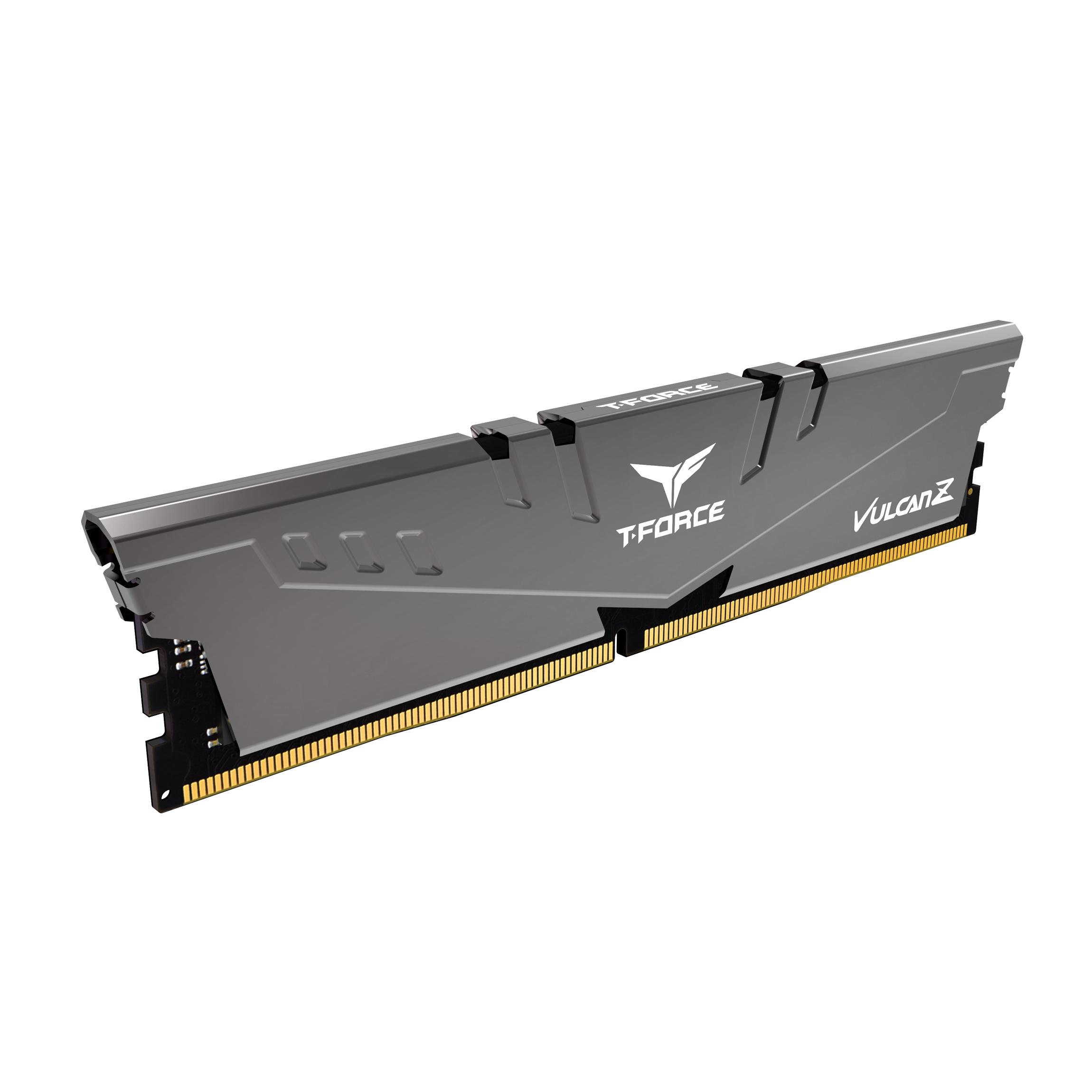 Vulcan Z - 2 x 8 Go - DDR4 3600 MHz - Gris