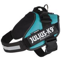 Julius K9 - Julius-k9 Harnais Power Idc - 2 - L-xl : 71-96 cm-50 mm - Pétrole - Pour chien