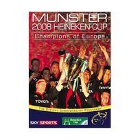 Spirit - Munster - Champions of Europe 2008 Import anglais